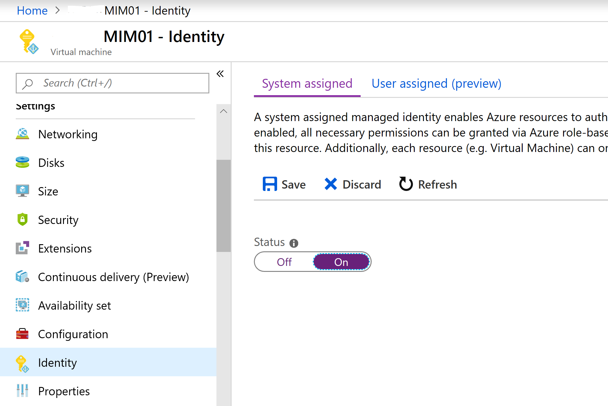 VM Enable Managed Identity.PNG
